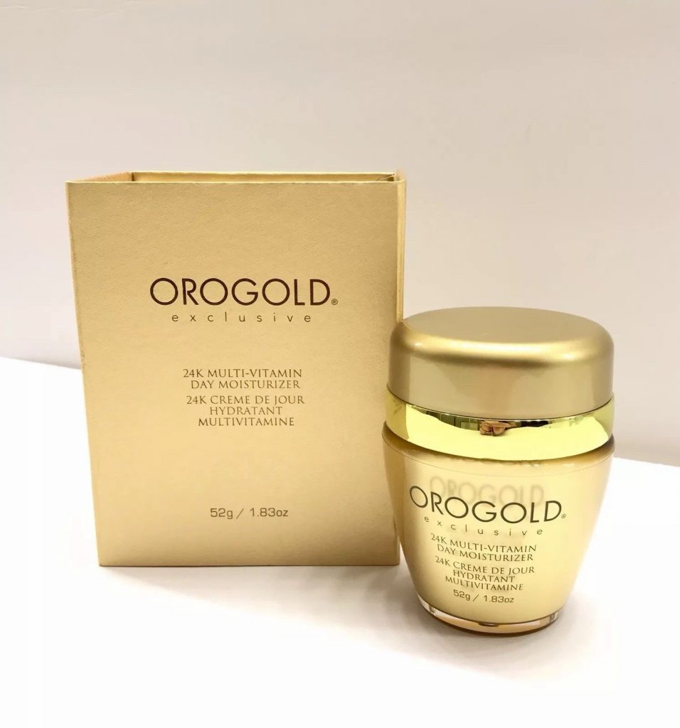 oro gold anti aging eye serum